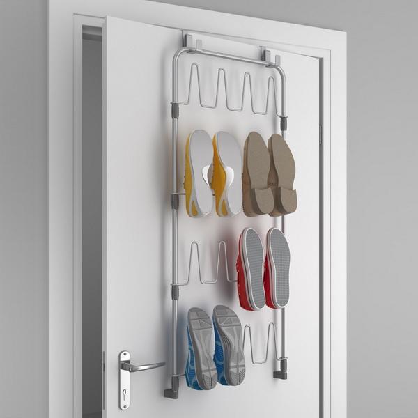 metaltex t rregal t r regal schuhregal schuhablage. Black Bedroom Furniture Sets. Home Design Ideas