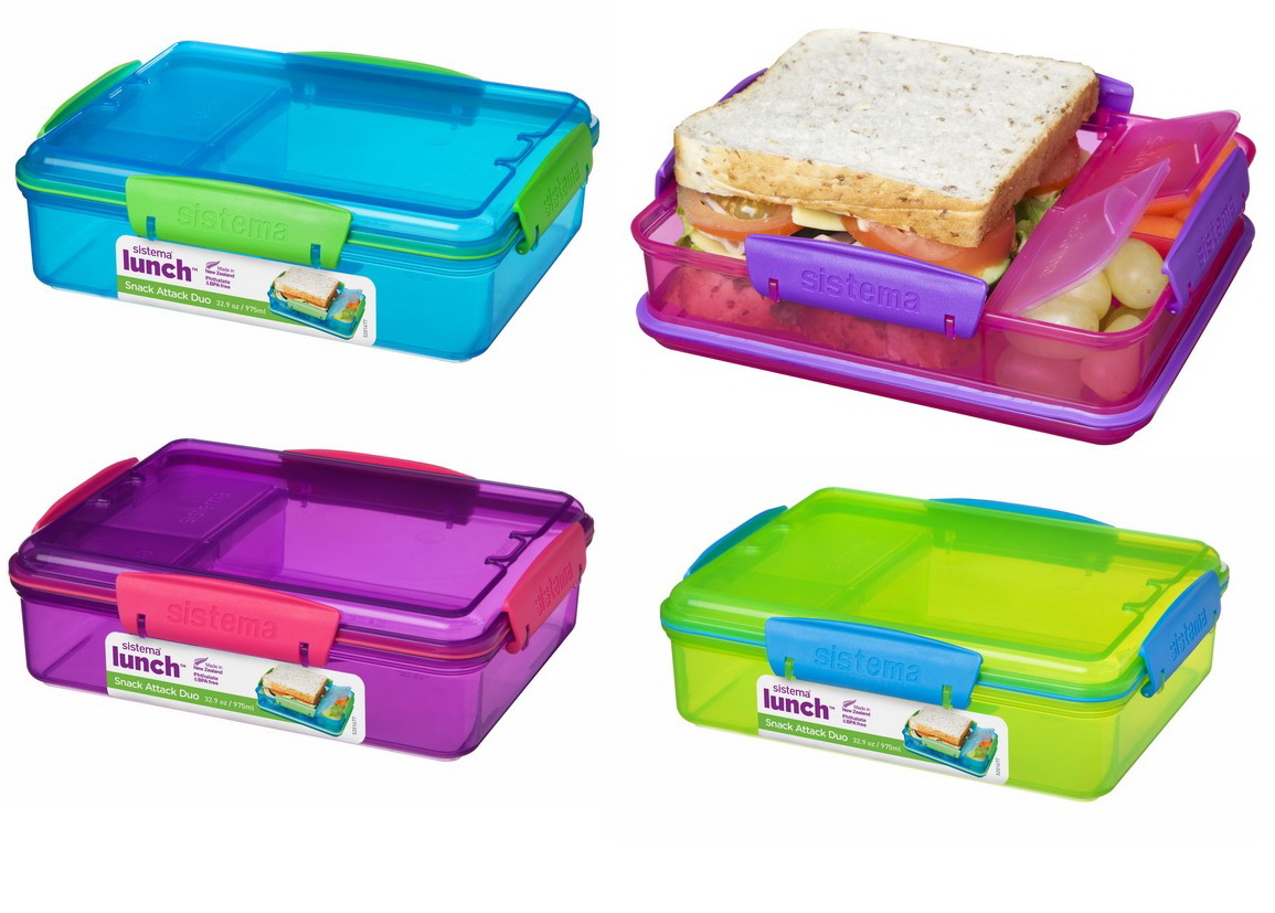 Sistema Lunchbox Brotdose