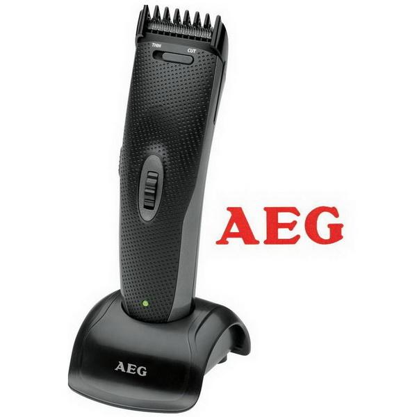 AEG Profi-Haarschneider / Bartschneider Haarschneidemaschine HSM/R 5596 schwarz