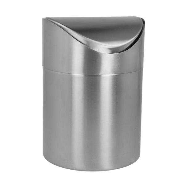 Metaltex Tisch-Abfallbehälter Tischmülleimer Abfall-Eimer 85392