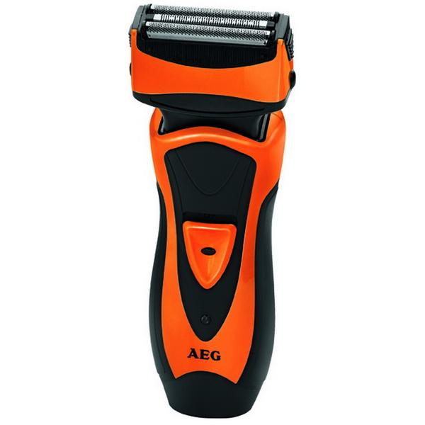 AEG Herrenrasierer Rasierer Rasierapparat HR 5626 Orange