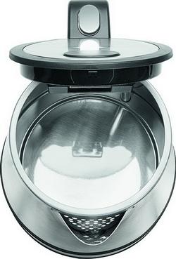 ProfiCook 0,8 L Edelstahl-Wasserkocher Mini-Kocher Miniwasserkocher Teekocher